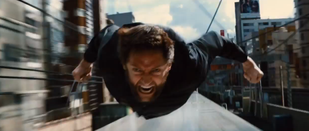 Hype Reel via Soap Creative — The Wolverine Experience