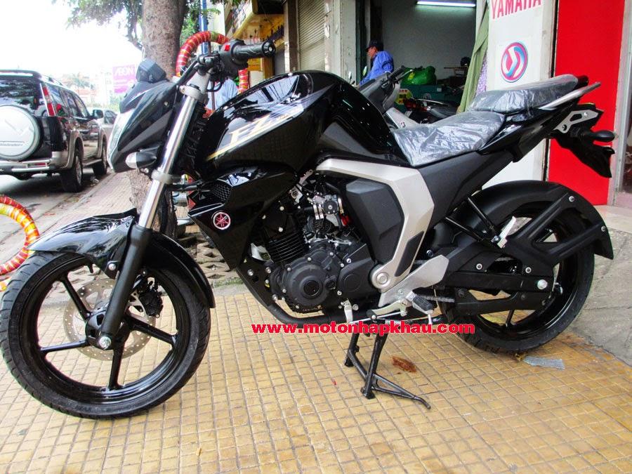 Yamaha FZ FI V2.0