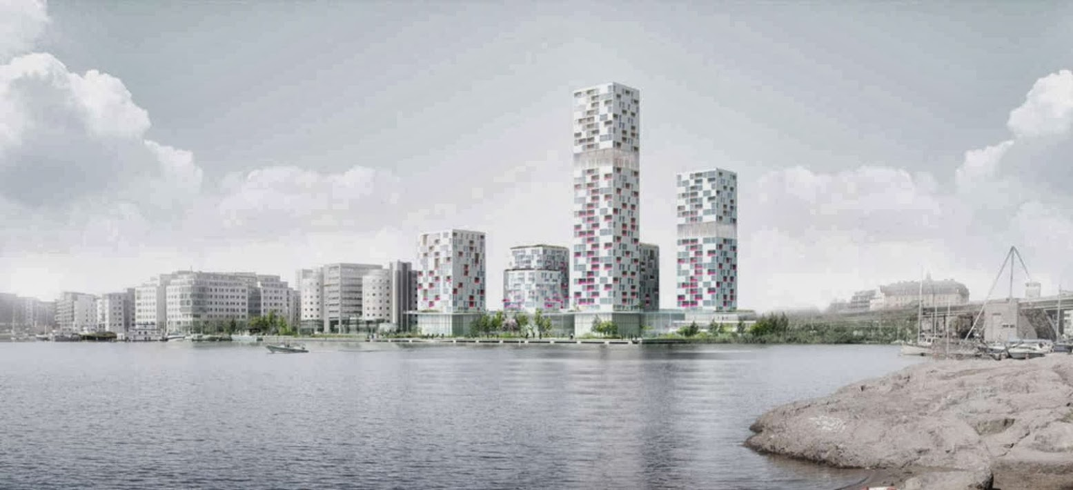 Stoccolma, Svezia: [SEARCH WINS URBAN RENEWAL OF MARIEVIK COMPETITION]