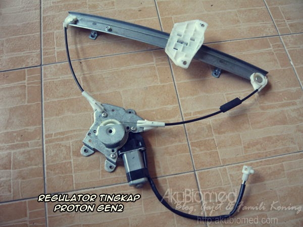Proton Gen2 repair Power Window Regulator parts