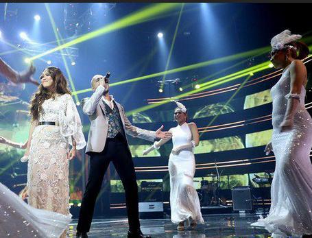 Foto Ayu Tinting dan Husien alatas Indonesian Idol 4.png