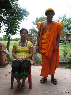 Monk and Mom