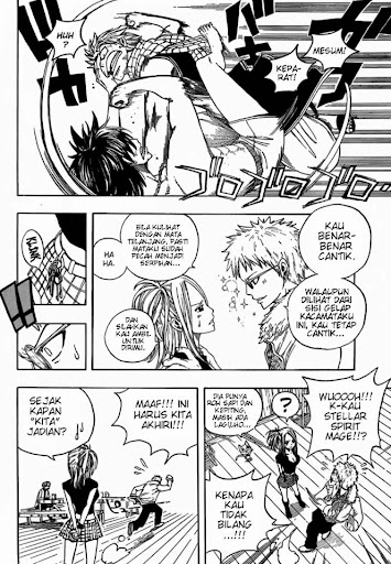 Fairy Tail page 8