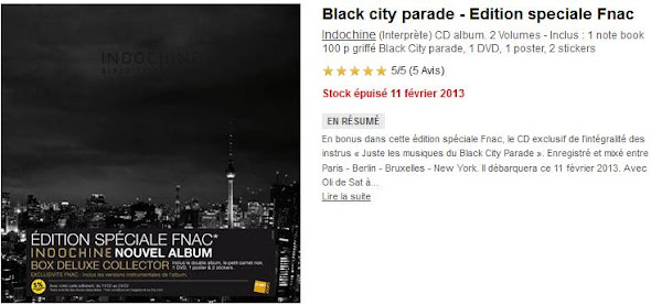 Extacto del Black City Parade