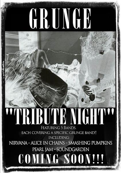 Grunge tribute