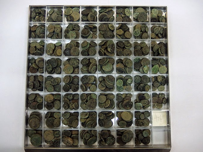 Heritage: 2,607 ancient Greek coins repatriated from Germany