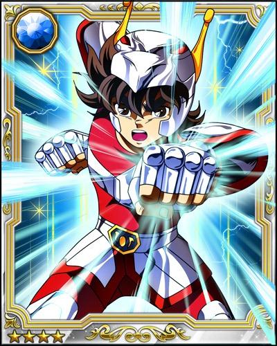 saint_seiya_galaxy_card_battle01 Novo jogo dos Cavaleiros do Zodíaco para Android e iPhone (mas só no Japão)