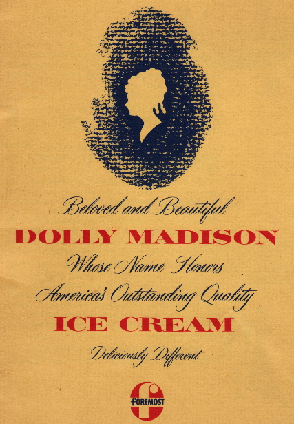 dolly madison website