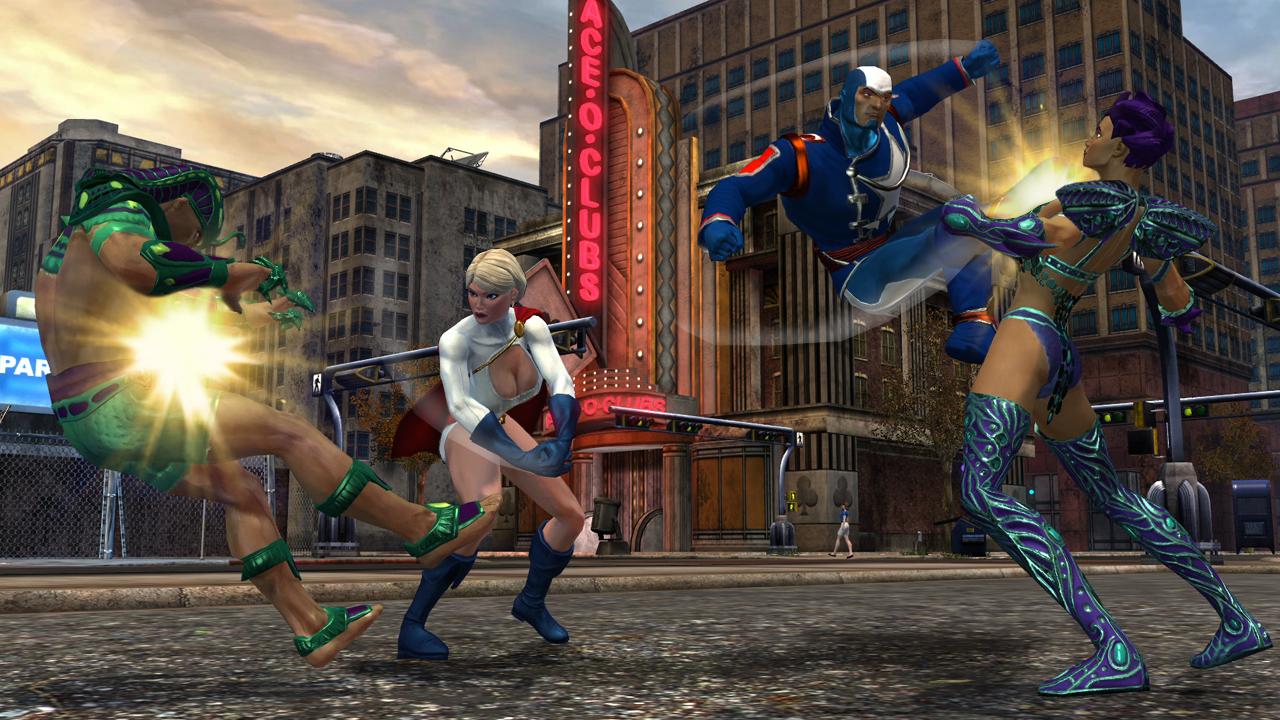 Khám phá DC Universe Online: Power Girl - Ảnh 1