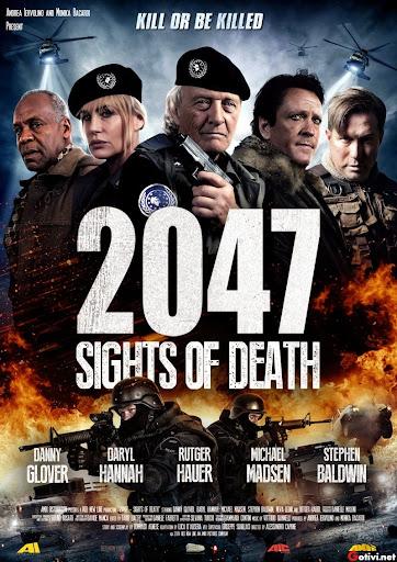 Phim Đội Cảm Tử - 2047
