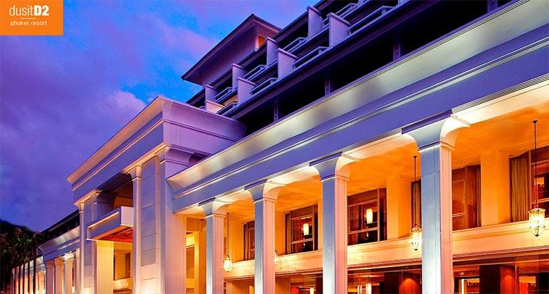 布吉都喜D2度假酒店 Dusit D2 Phuket Resort