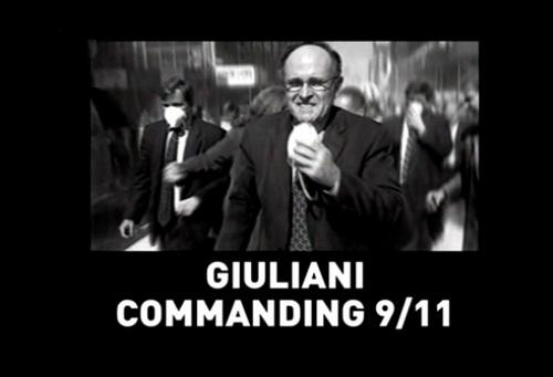 Giuliani Nowy Jork w czasie zamachu / Giuliani Commanding 9/11 (2010) PL.TVRip.XviD