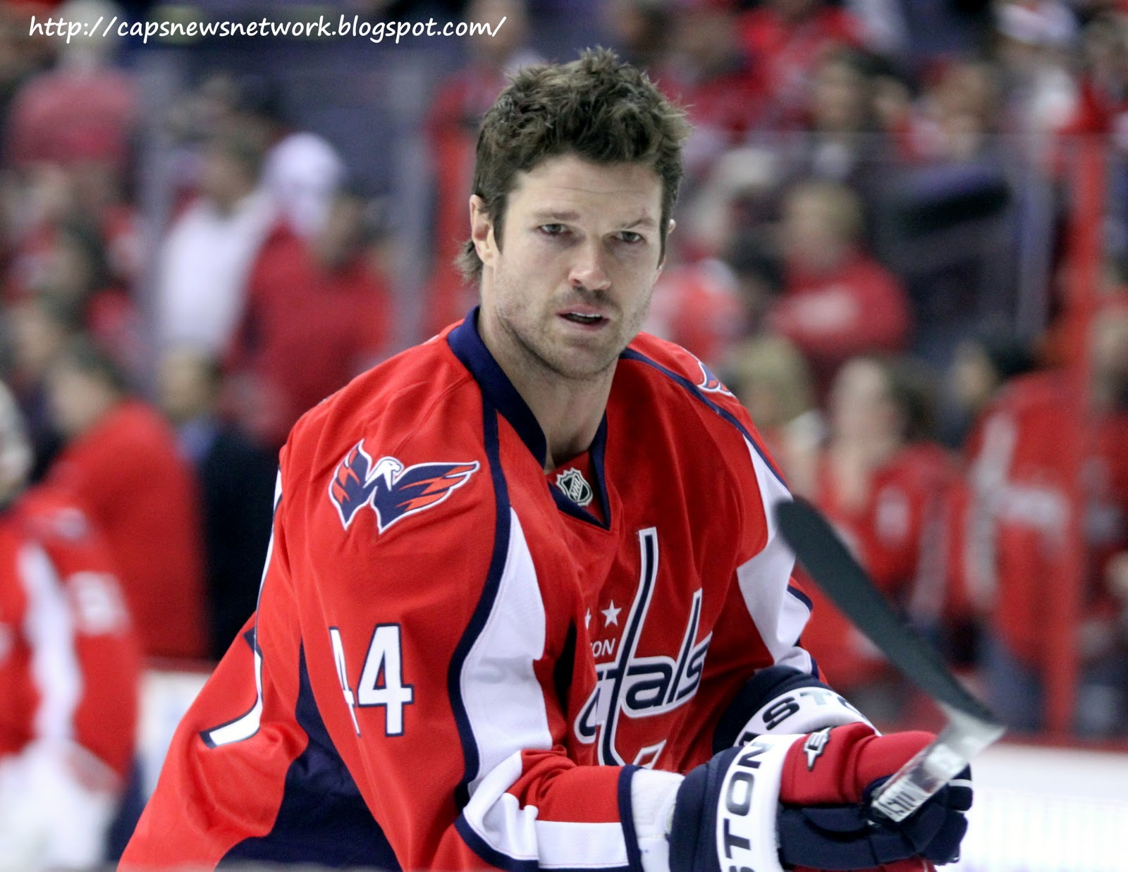 The Washington Capitals havent stopped partying since