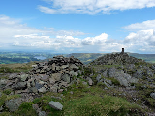 Place Fell Summit