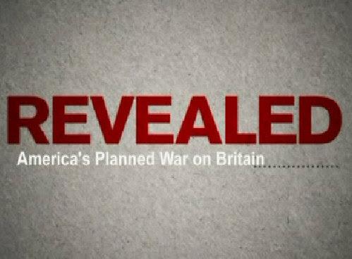 Wojna, której nie by³o / America's Planned War on Britain (2011) PL.TVRip.XviD / Lektor PL