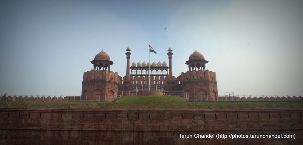 Red Fort, Tarun Chandel Photoblog