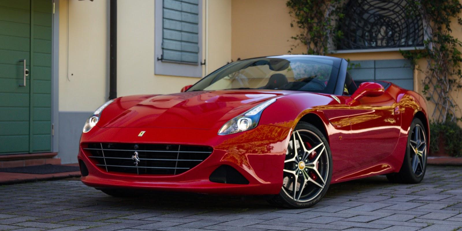 Đánh giá siêu xe Ferrari California T 2016