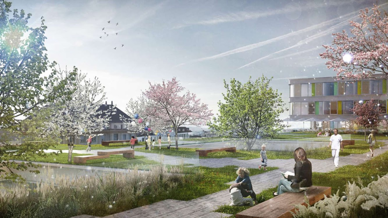 Gmp Wins New Children s Hospital competition