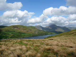 Another view to Loweswater.