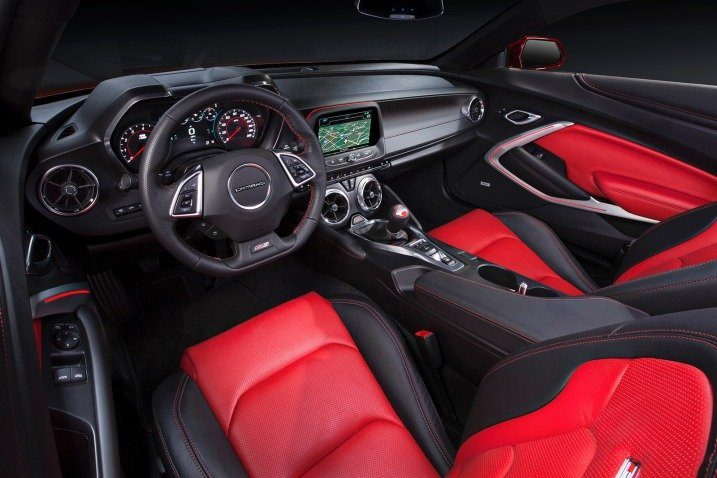2016 Chevrolet Camaro Coupe Review Car Price Concept