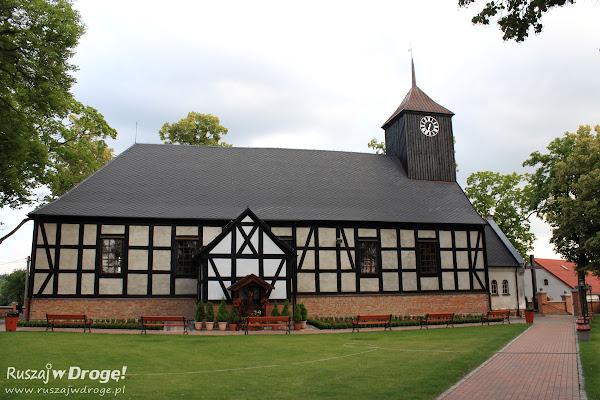 Kościół Sanktuarium w Sianowie na Kaszubach