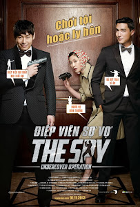 Điệp Viên Sợ Vợ - The Spy: Undercover Operation poster