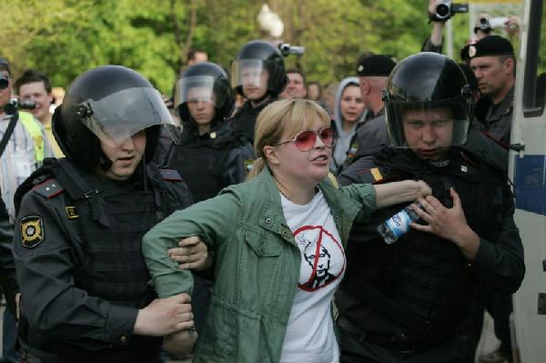 Prosecutors crack down on Russian NGOs