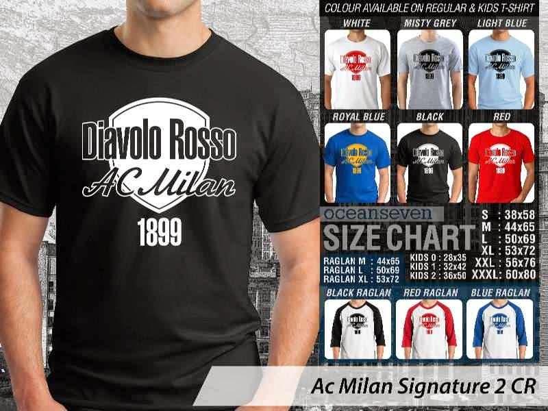 KAOS AC Milan 19 Lega Calcio distro ocean seven