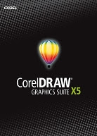CorelDRAW Graphic Suite X5 15