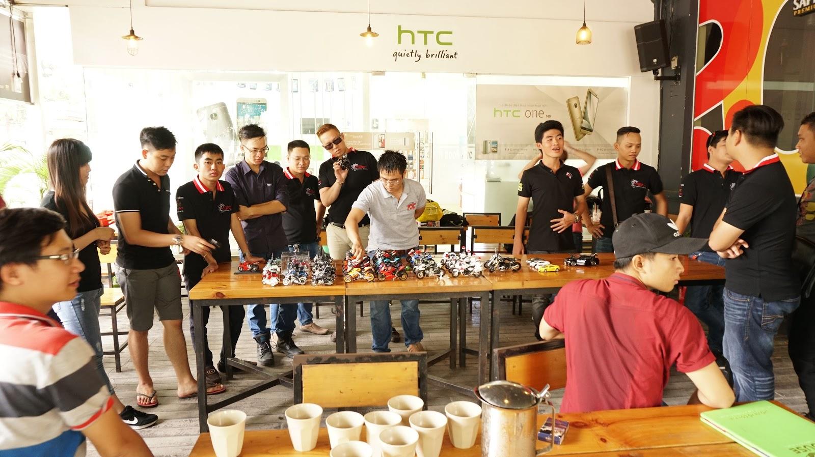 Offline CLB Mô hình tĩnh Việt Nam