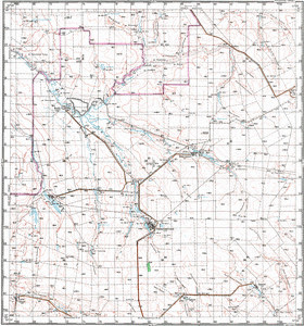Map 100k--m39-018--(1982)