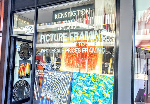 Kensington Mirrors and Frames Crows Nest, Picture Frame Shop, 8/16 ...