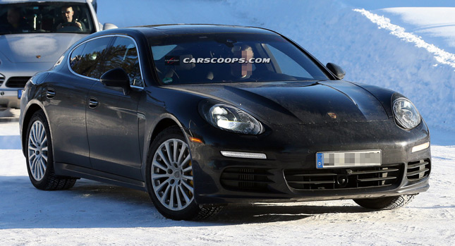 Porsche Panamera 