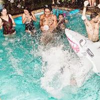Dicas pular agua piscina