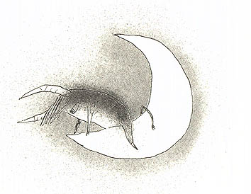 Бада на Луне