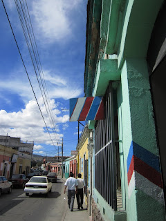 Street scene, Xela