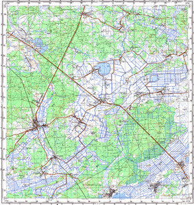 Map 100k--m35-001--(1981)