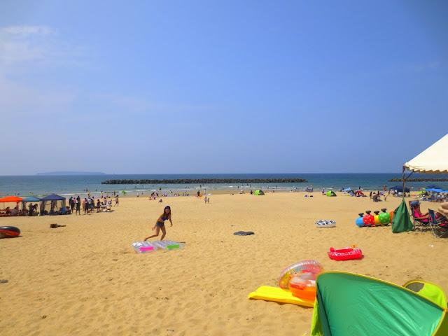 Shingu beach