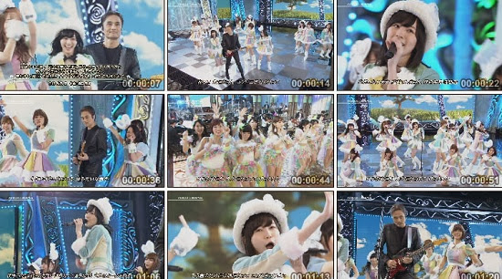 (PV)(1080i) 乃木坂46 SP – Music Japan TV 160804