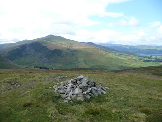 Bakestall and Skiddaw from Great Cockup