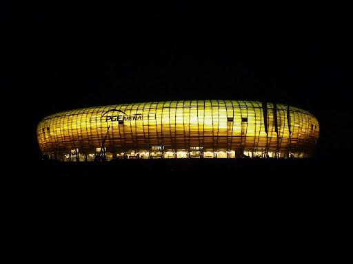 PGE Arena Gdansk Polonia Poland soccer futbol