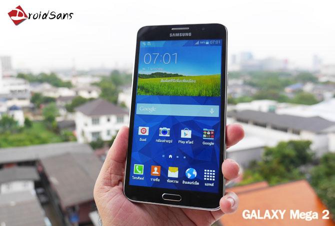 Samsung Galaxy Mega 2 - Spesifikasi Lengkap dan Harga