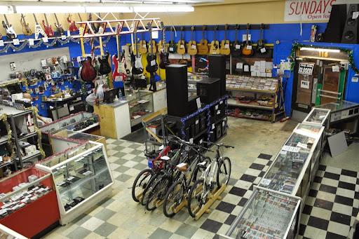 AMC Pawn, 577 Sargent Ave, Winnipeg, MB R3B 1W6, Canada, Pawn Shop, state Manitoba
