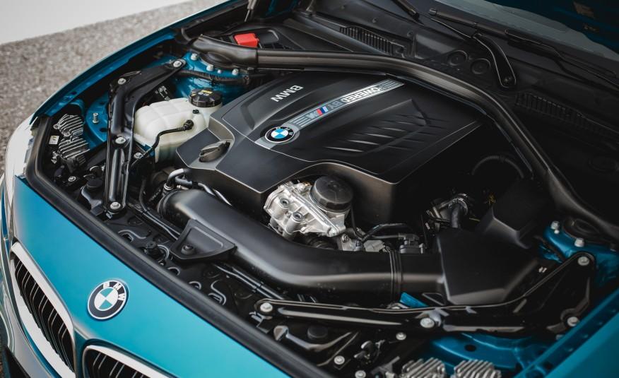 Khối động cơ V6 của BMW M2 Coupe rất mạnh mẽ