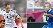 Alemania vs. Italia en VIVO SemiFinal Euro 2012 - ATV