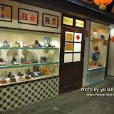 以前的鞋店,好像跟現代的分別不大。