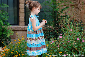 Jelly roll dress