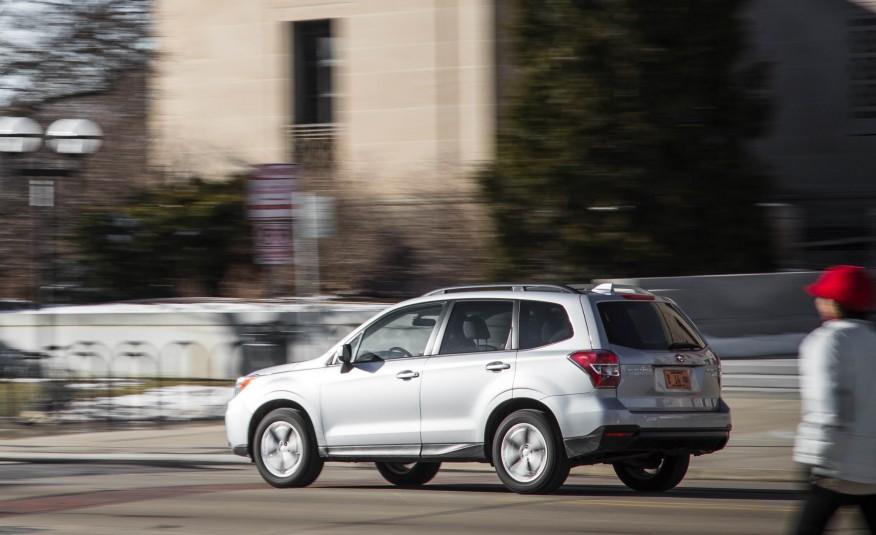 Subaru Forester 2016 vừa phù hợp đường thành phố, vừa phù hợp đường nông thôn