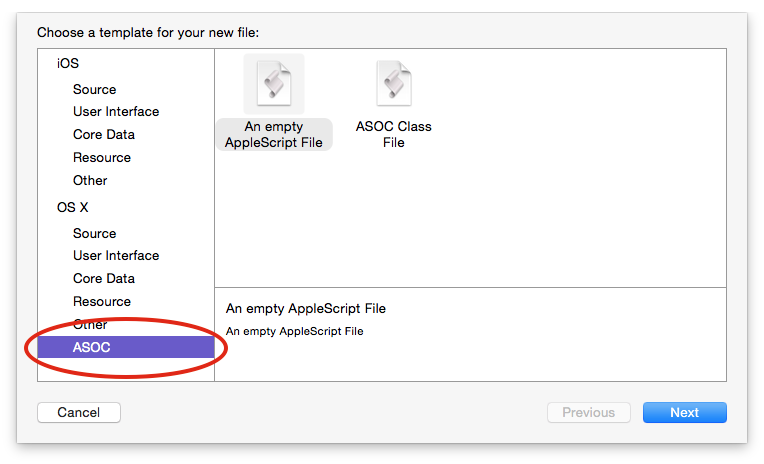 Xcode_File_Template_Categories