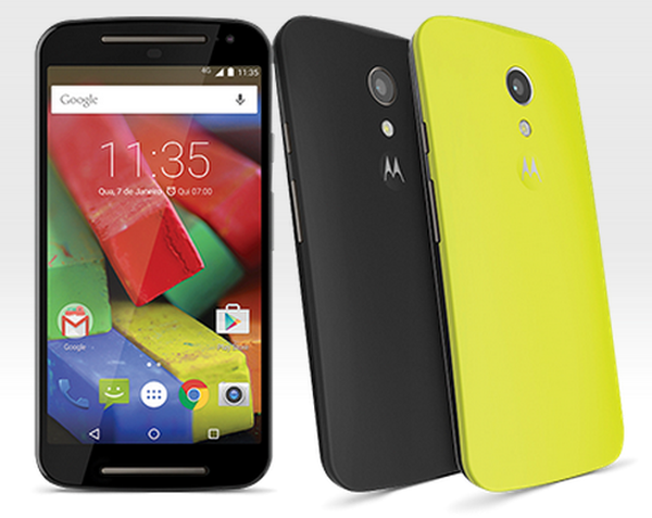 Motorola Moto G 4G (2015) - Spesifikasi Lengkap dan Harga